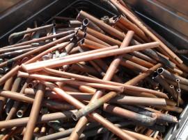 Kupfer gemischt verkaufen, Kupfer gemischt Düsseldorf, Schrotthändler Kupfer